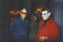 Milos Forman i Neven Vrgoč