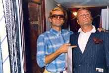 Oliver Reed i Neven Vrgoč