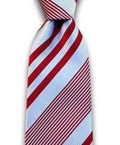 kravata na pruge